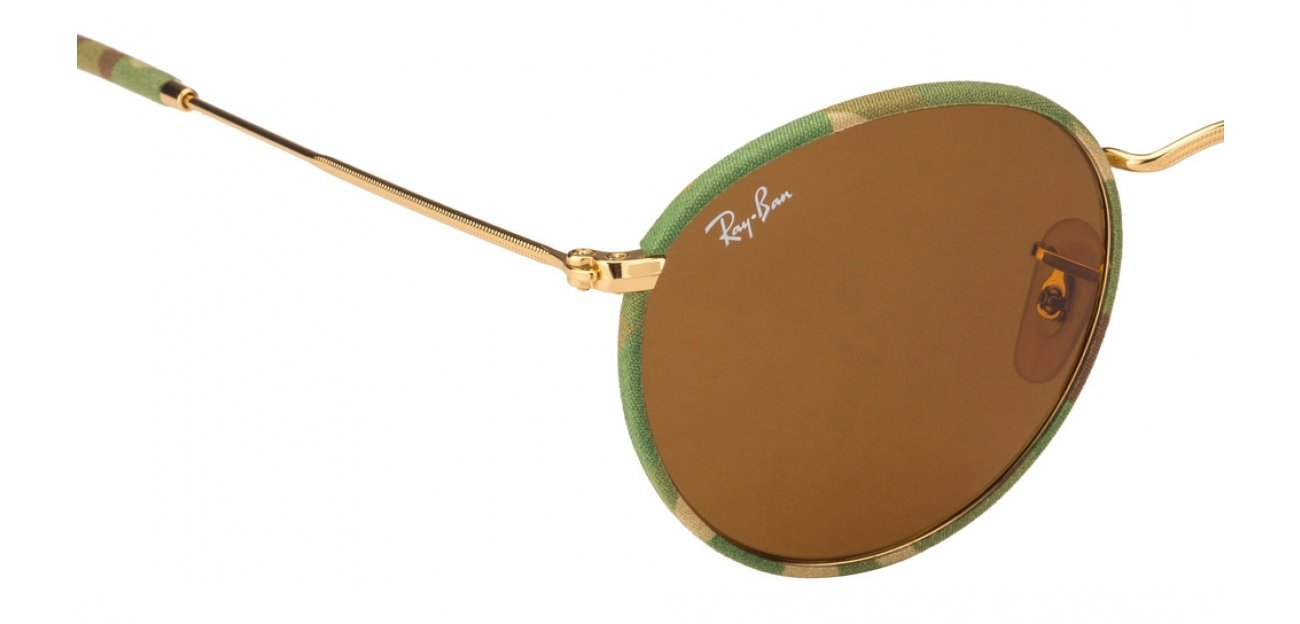 6ed1292e699 Ray - Ban RX5248 Highstreet 5055 Glasses Brown Gradient .