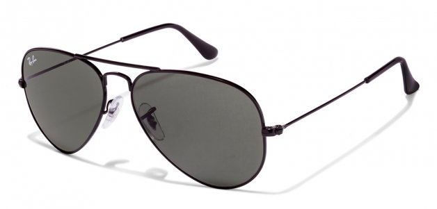 ray ban glass photos  rb3025 55