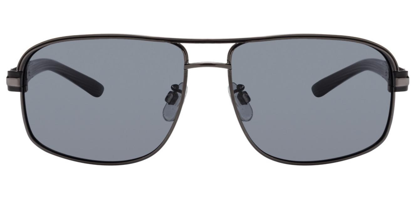666a61c840 Shop online for Parim 9230 Gunmetal Grey S1 Aviator Shape Men s Polarized  Sunglasses