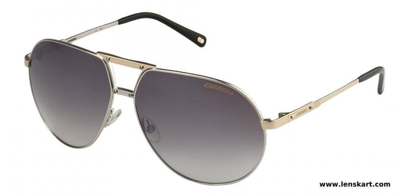 67227a99b7 Shop online for Carrera TURBO Medium (Size-60) Silver Grey Men s Sunglasses