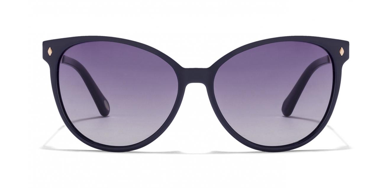 431b340d6ee4d Shop online for Fossil DU FOS 3007 S Large (Size-56) Blue Golden Blue Grey  Gradient INR Women Sunglasses