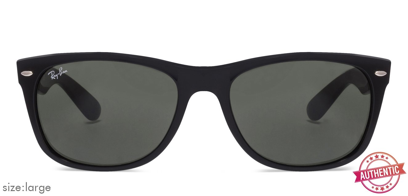 5199963a74a03 Shop online for Ray-Ban RB2132 Large (Size-58) Black Green 901 ...
