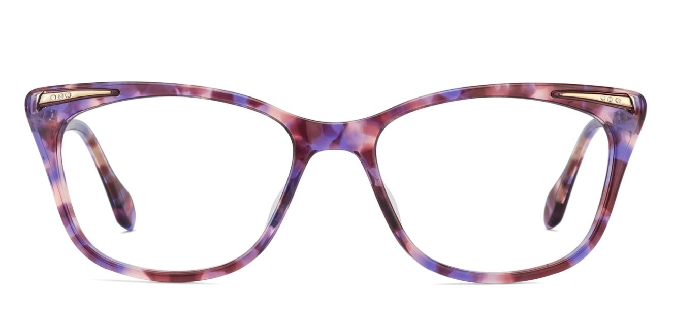 7998cfccc40 Tortoise Full Rim Cat Eye Medium (Size-52) Vincent Chase SHEEN VC E11266-C3  Eyeglasses