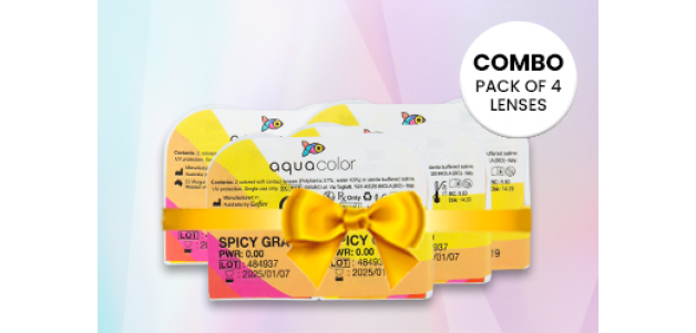 Aquacolor Color Daily Candy Pack Combo 2