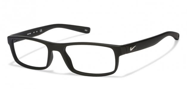 huge discount 19527 5e2c7 Shop online for Nike 7090 Size 53 Matte Black 001 Eyeglasses