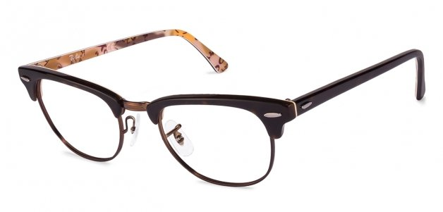 c6ceab4983 Shop online for Ray-Ban Rx5154 Small (Size-49) Brown Tortoise 5650 Women  Eyeglasses